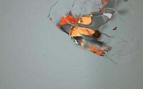 Wallpaper grey, Wallpaper, figure