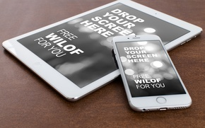 Picture apple, iphone, ipad