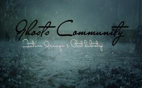 Picture music, club, 2014, ghosts community, future garage