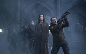 Picture cinema, Underworld, movie, film, shield, lycan, werewolf, Tobias Menzies, Underworld: Blood Wars, Blood Wars