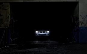 Picture darkness, lights, bmw