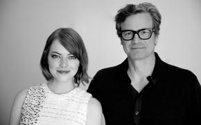 Picture Emma Stone, Colin Firth, Magic in the Moonlight, Magic in the moonlight