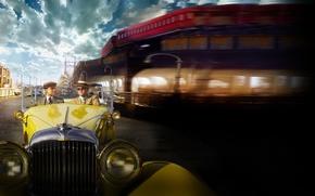 Picture car, machine, New York, New York, Leonardo DiCaprio, Leonardo DiCaprio, The Great Gatsby, an American …
