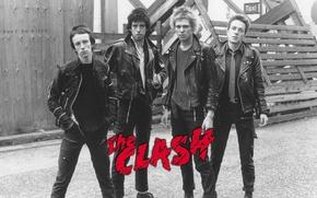Picture punk, punk rock, The Clash, Joe Strummer