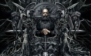 Wallpaper Vin Diesel, 2015, The Last Witch Hunter, The Last Witch Hunter