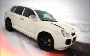 Picture Porsche, cayenne, biturbo, gemballa, gt600, aero2