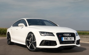 Picture Audi, Sportback, RS7