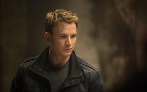 Picture male, Captain America, Captain America, Chris Evans, Chris Evans