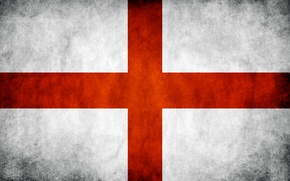 Picture England, flag, texture