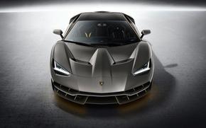 Picture machine, before, supercar, Lamborghini Centenary