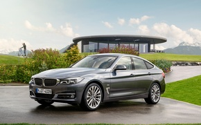 Picture BMW, BMW, Gran Turismo, 3-Series, F34