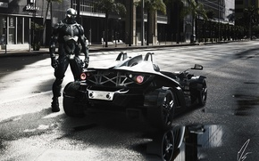 Picture Crysis, KTM, Game, X-Bow