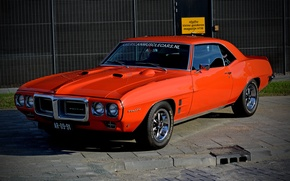 Picture the, Pontiac, Firebird, 2013, SNC
