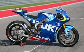 Picture Prototype, Suzuki, MotoGP, 2014, GSX-RR