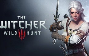Picture Girl, sword, Sword, The Witcher, CD Projekt RED, The Witcher 3: Wild Hunt, The Witcher …