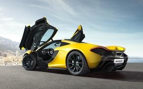 Picture McLaren, hypercar, McLaren P1