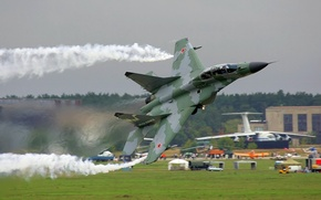 Picture the show, the show, Mig, 29M