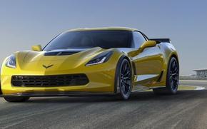 Picture Z06, corvette, sportcar, chevrolet, chevrolet corvette, 2015