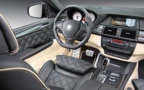 Picture BMW, Lumma, front panel