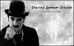 Wallpaper mustache, Chaplin, hat, Charlie, comedian, date, actor, fame