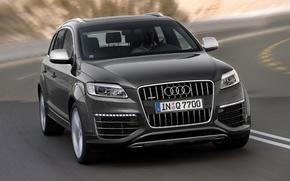 Picture Audi, Audi, Q7 V12