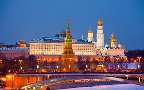Picture city, Moscow, The Kremlin, Russia, Russia, Moscow, Kremlin