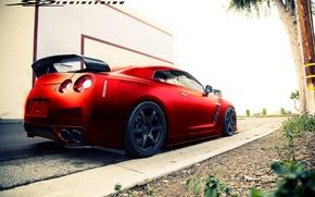 Picture Matt, Nissan, GT-R