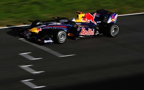 Picture Red Bull, Vettel, RB6
