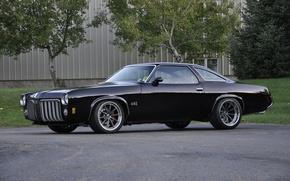 Picture Performance, Oldsmobile, Cutlass, Forgeline, on, Schwartz, GT3C Wheels '73