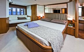 Picture design, style, interior, yacht, Suite, cabin