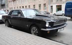 Wallpaper Ford, Mustang, in St. Petersburg, Rarity