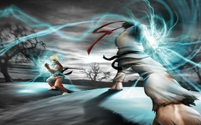 Picture energy, Fight, friends, Street fighter, Ruy vs Ken