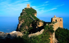 Wallpaper China, Wall, China, wall, World