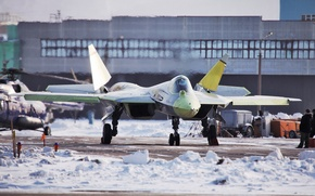 Picture T-50, Aviation, PAK-FA