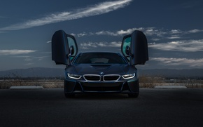Picture BMW, Car, Sky, Front, Collection, Aristo, Doors, Customs