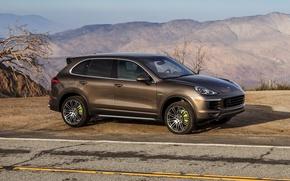 Picture Porsche, Porsche, Hybrid, hybrid, Cayenne, Cayenne, 958, US-spec, 2014
