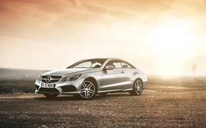 Picture coupe, mercedes-benz, Mercedes, coupe, rechange, e class