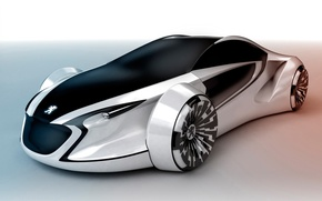 Picture the concept, prototype, peugeot