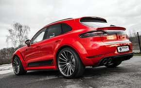 Wallpaper Macan, Porsche, Prior-Design, Porsche, makan