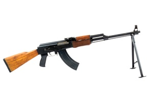 Picture background, machine gun, Kalashnikov, manual, RPK-74