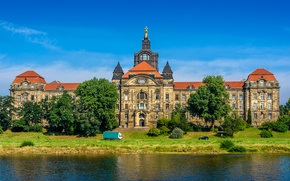 Picture the building, Germany, Dresden, architecture