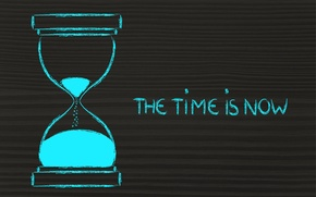 Picture time, now, hourglass