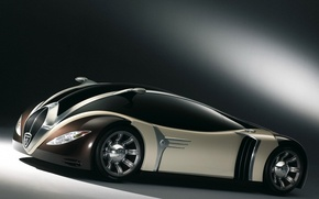 Picture Concept, background, Peugeot, supercar, car, 2003, 4002