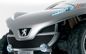 Wallpaper Peugeot, The concept, Khogar
