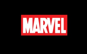 Picture minimalism, logo, logo, studio, marvel, Studio, marvel