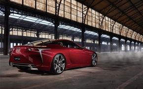 Picture Lexus, The concept, Drives, Sport, LF-LC