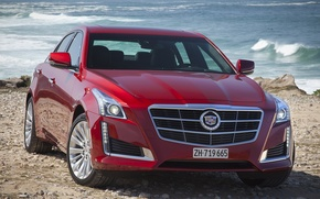 Picture Cadillac, sts, 2014