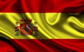 Picture flag, Spain, spain
