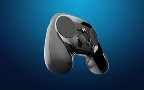 Picture Valve, Steam controller, Steam Machine, Controller, Steam OS, steam, Steam Box, controller, stamped, Steam, gamepad, …