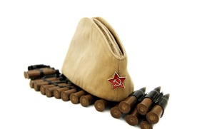 Wallpaper 1941-1945, victory day, bullets, star, May 9, pussy